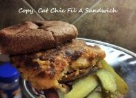 Copy Cat Chic Fil A Sandwich